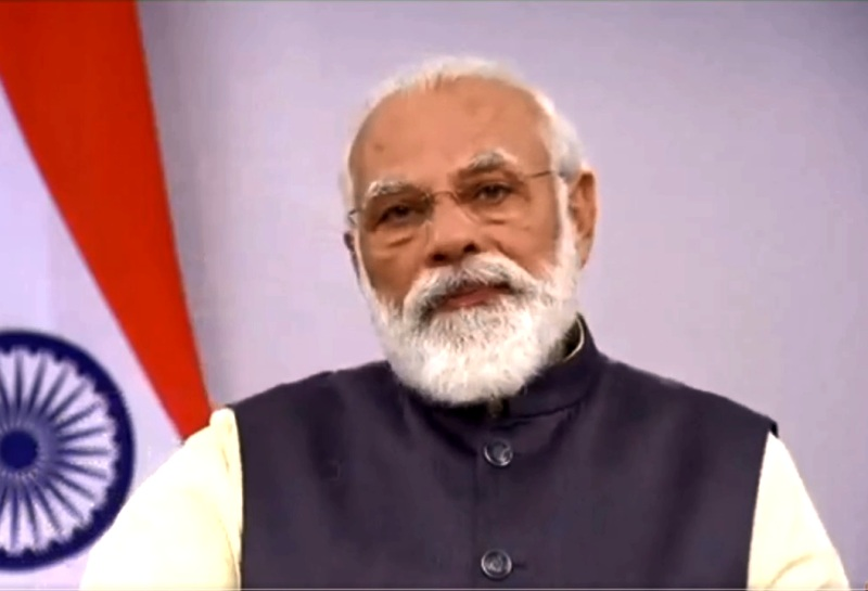 India has one of the best COVID-19 recovery rates globally: PM Modi at UN session