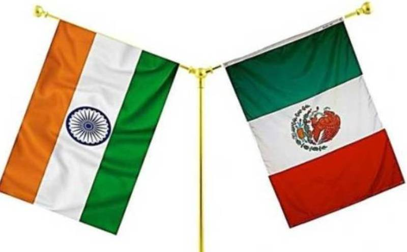 Foreign Secretary Harsh Vardhan Shringla holds telephonic conversation with Mexican Deputy Foreign Minister