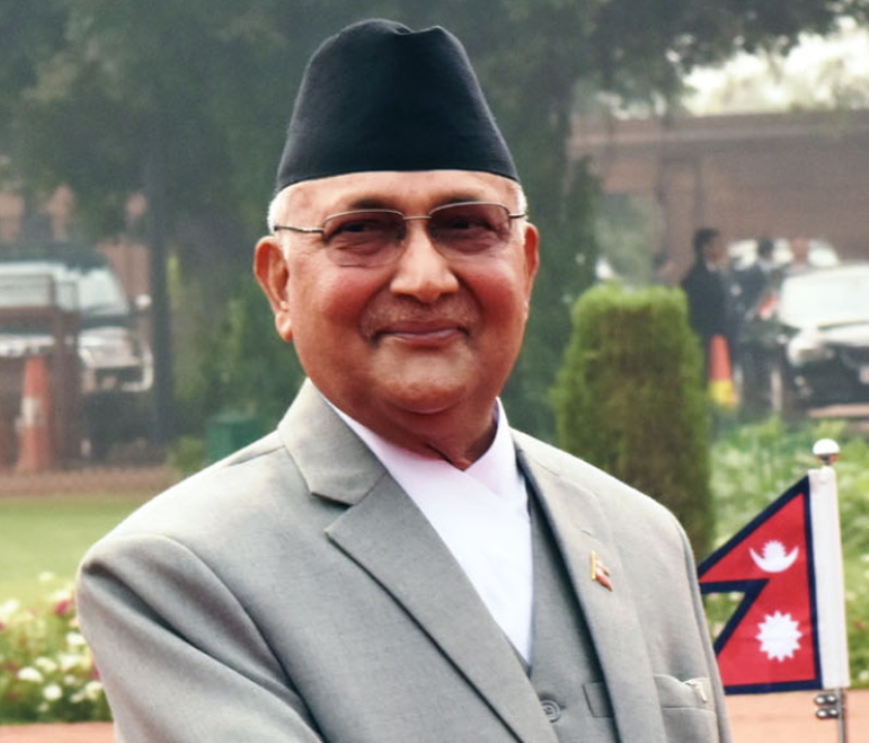 Real Ayodhya is not in India, Lord Rama is Nepali: KP Oli
