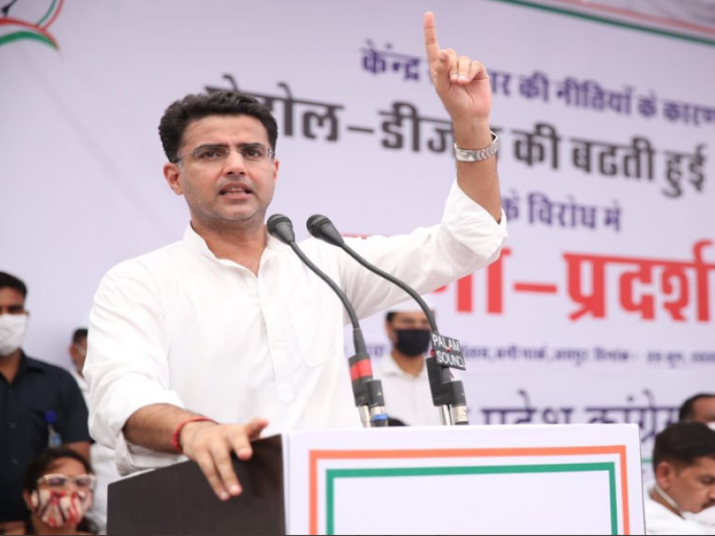 Rajasthan Crisis: After a one-line tweet response to his sacking, Sachin Pilot to hold press con at 10 am on Wednesday