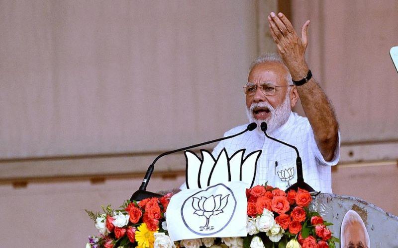AIUDF chief says Modi-government is anti-Muslim, Assam BJP hits back