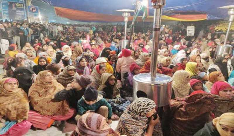Shaheen Bagh protest against Modi government's CAA receives jolt from Supreme Court