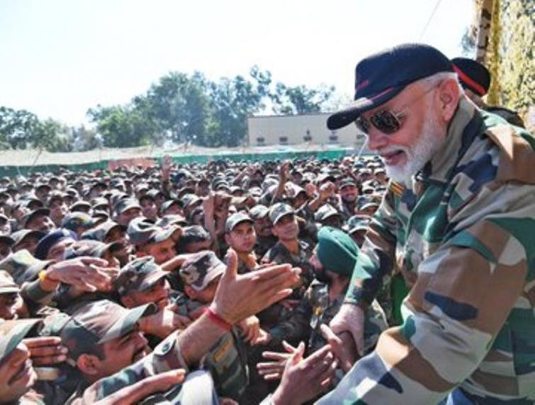 Light a lamp for soldiers during festive times: PM Modi on Mann Ki Baat