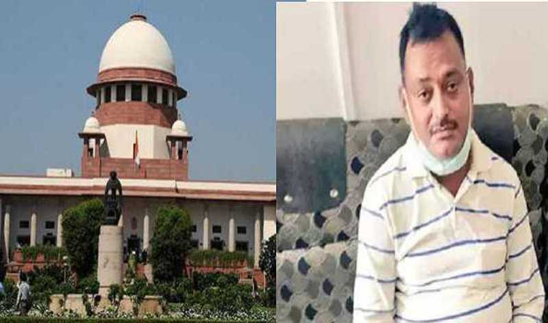 SI who tipped Vikas Dubey, urges Supreme Court for providing security