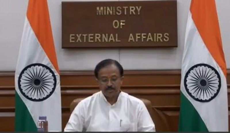 India wants normal neighbourly relations with Pakistan but Islamabad has to create a conducive atmosphere: V Muraleedharan