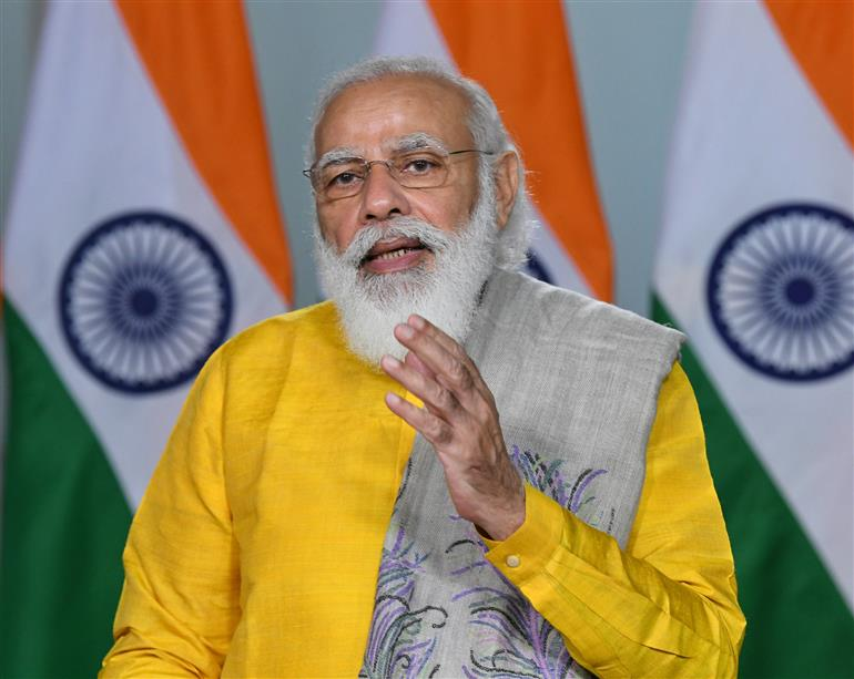 New laws opened doors of opportunity for Indian farmers: PM Modi on 'Mann Ki Baat'
