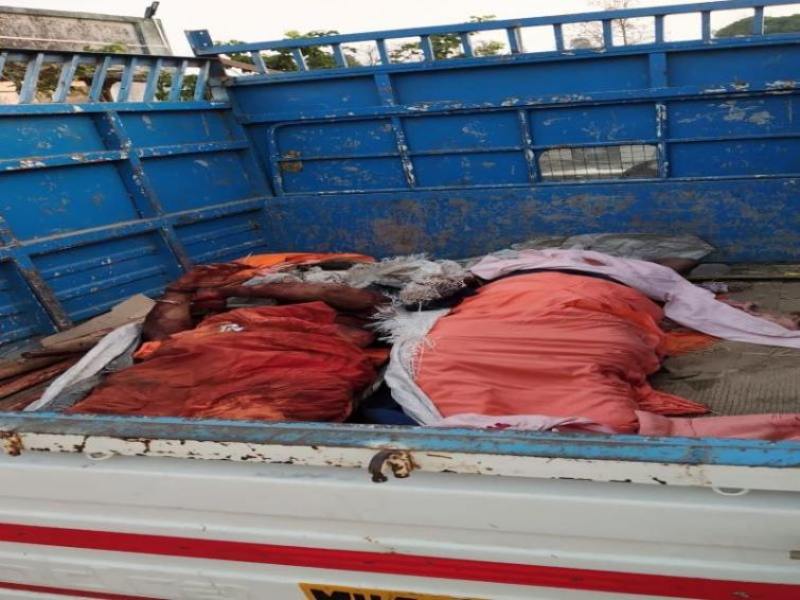 Palghar Lynching: 53 more accused get bail