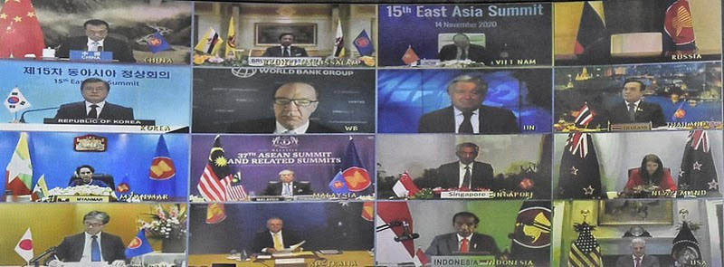 Vietnam successfully navigates the East Asia Summit 2020