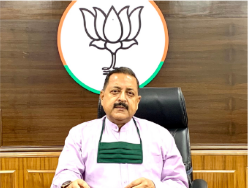 DoNER Minister Dr Jitendra Singh goes into self-quarantine after meeting BJP J-K chief who tested Covid positive