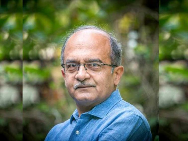 Supreme Court holds Prashant Bhushan guilty of contempt of court