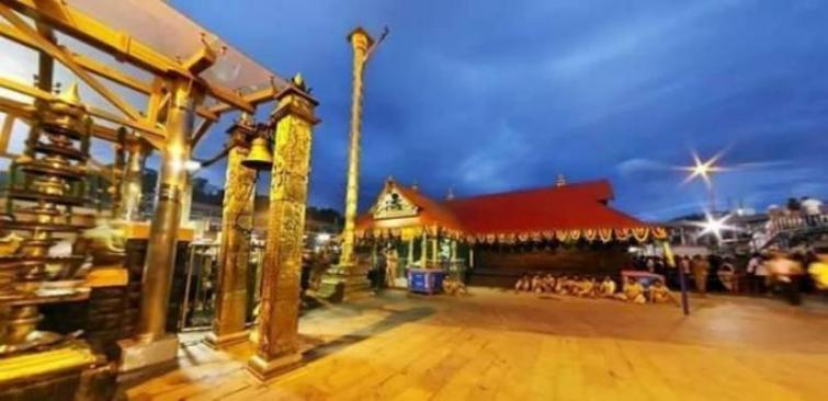 More devotees to be permitted to Sabarimala temple from Monday