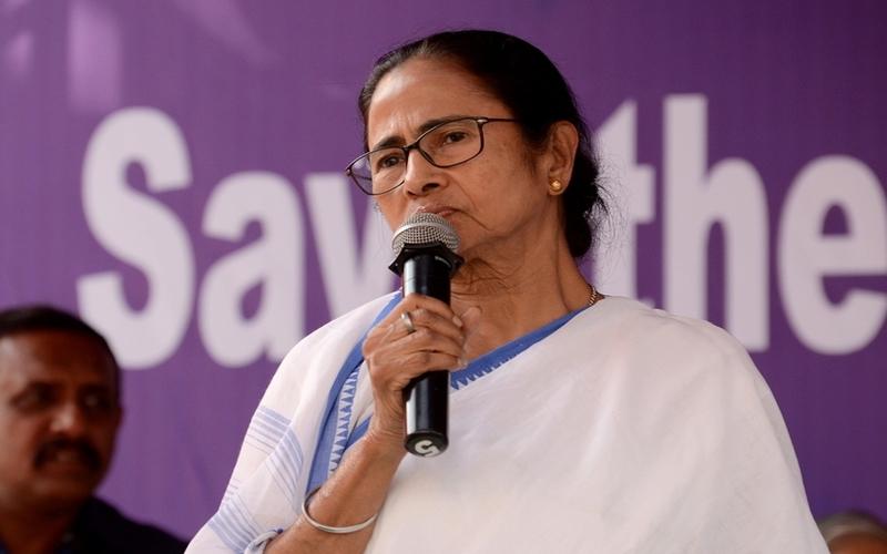 Dalit-oppression by BJP-ruled Govt an open secret now: CM Mamata Banerjee