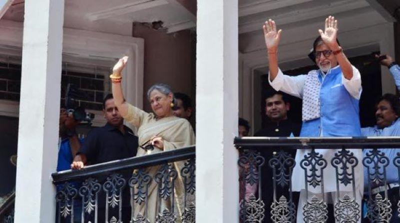 Bachchans get security from Mumbai Police after Jaya Bachchan gave fiery speech in Parliament