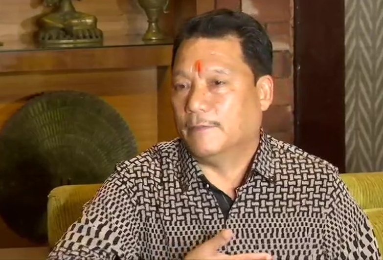 GJM supremo Bimal Gurung announces support for Mamata Banerjee in upcoming assembly poll