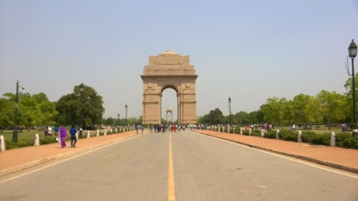 Large gathering banned at India Gate amid massive outrage over Hathras incident