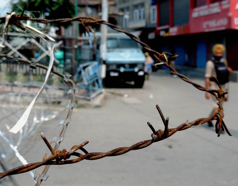 NIA raids J&K in connection with HM terrorist Naveed Babu, ex-DSP Devender Singh