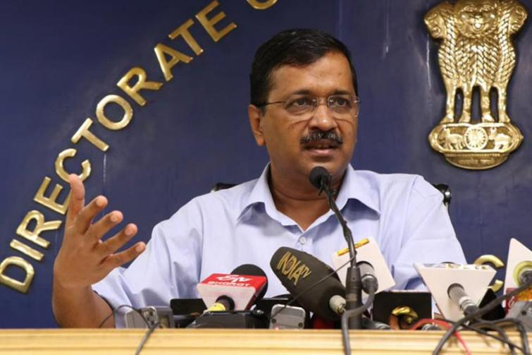EC warns Kejriwal for promising mohalla clinic in court complex, asks him 'to be more careful in future'
