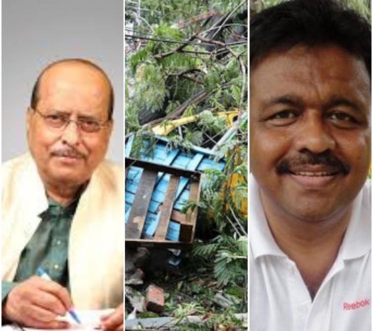 Cyclone Amphan sparks TMC squabble, Sadhan Pandey accuses Kolkata mayor Firhad Hakim of failure