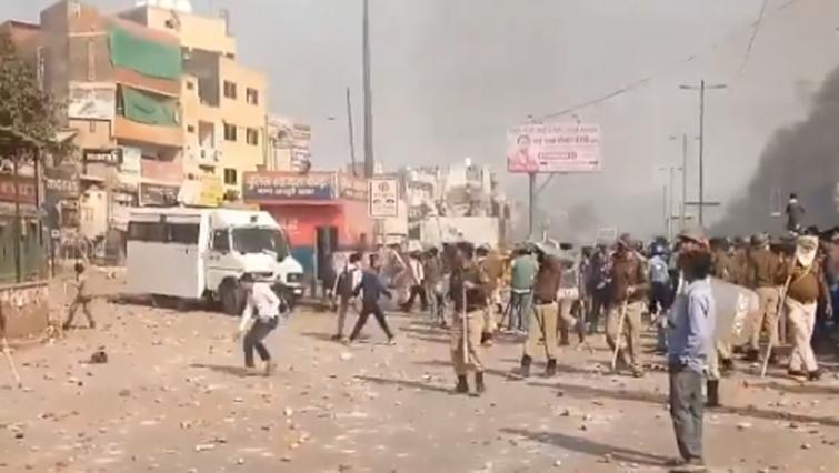 CAA protests: Violence erupts in parts of Delhi, constable killed