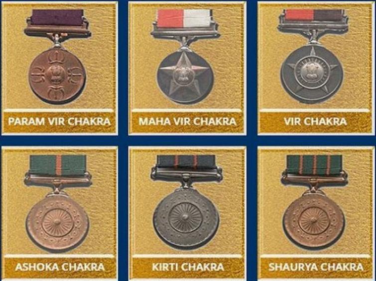 Shaurya Chakra for Subedar Sombir, Vayu Sena medals for IAFpilots