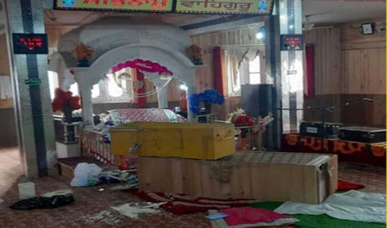 J&K: Sikh man found hanging from a tree in Kulgam, gurudwara attacked in Srinagar