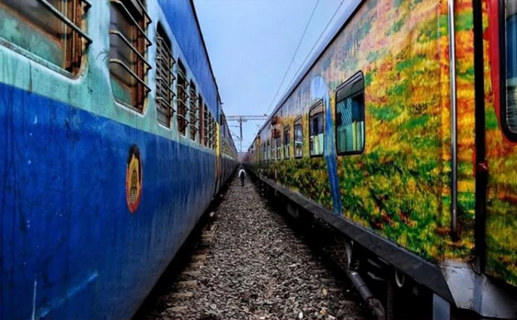After 12 passengers test positive for COVID 19, Indian Railways asks people to avoid train travel