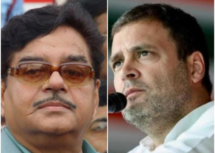'Entire Nation With PM': Shatrughan Sinha as Rahul Gandhi continues attack over Ladakh face off