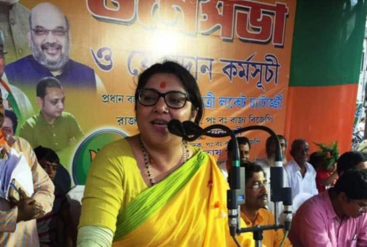 West Bengal: BJP MP Locket Chatterjee tests positive for COVID-19