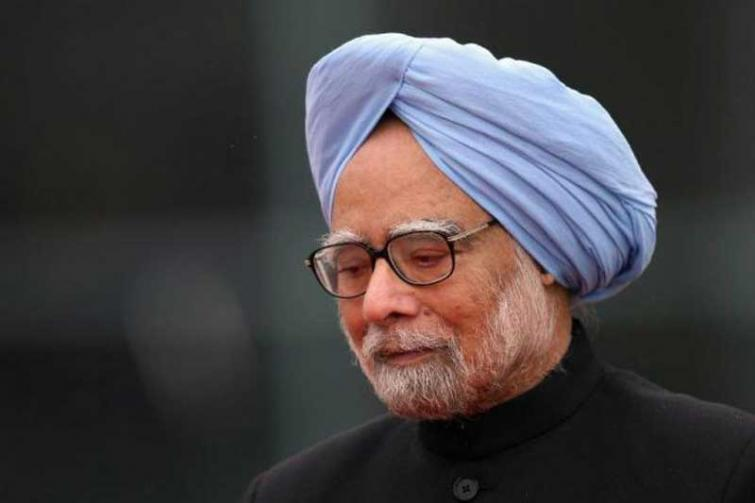 India 'slid rapidly' from development model to strife-hit state in economic despair: Manmohan Singh