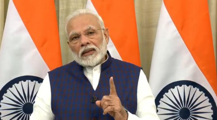 Budget has vision as well as action: Narendra Modi