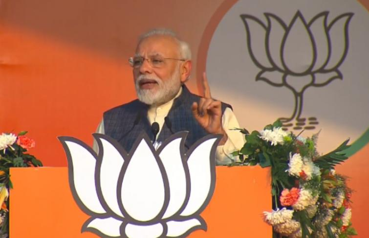 There is a political design behind Jamia, Shaheen Bagh protests: Narendra Modi