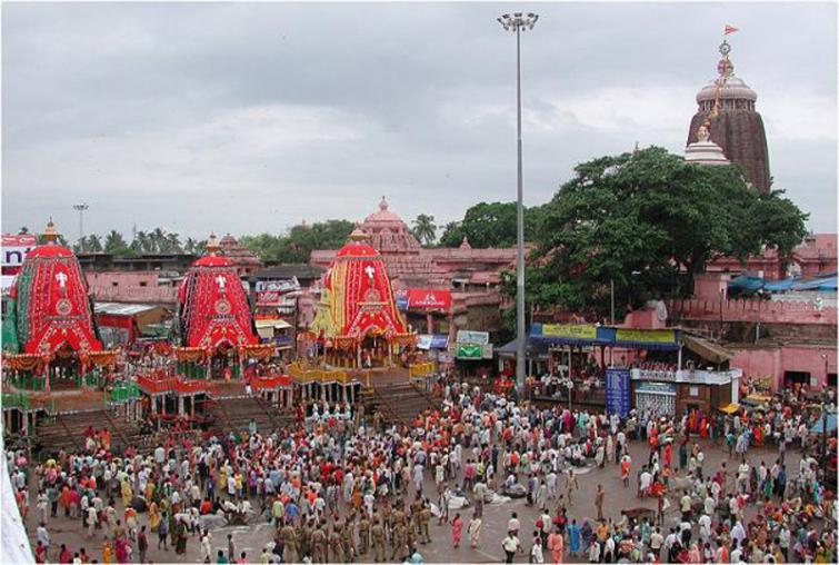Supreme Court allows Puri Jagannath Rath Yatra with restrictions, no public allowed
