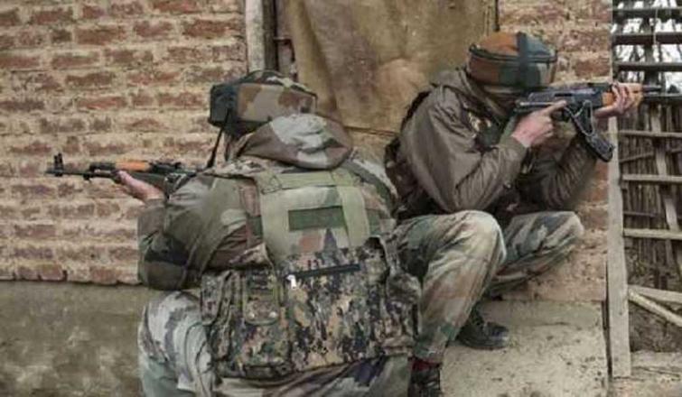 Shopian encounter: One terrorist killed