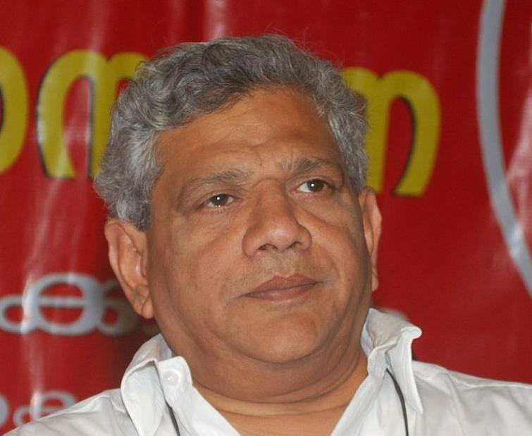 Current state of economy is deeply worrying: Yechury