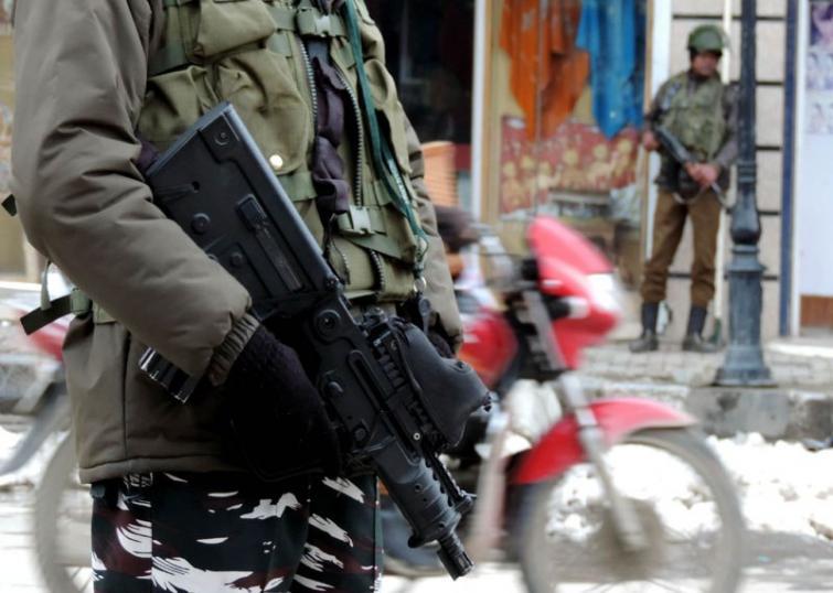 Jammu and Kashmir: Three CRPF personnel killed in terror attack
