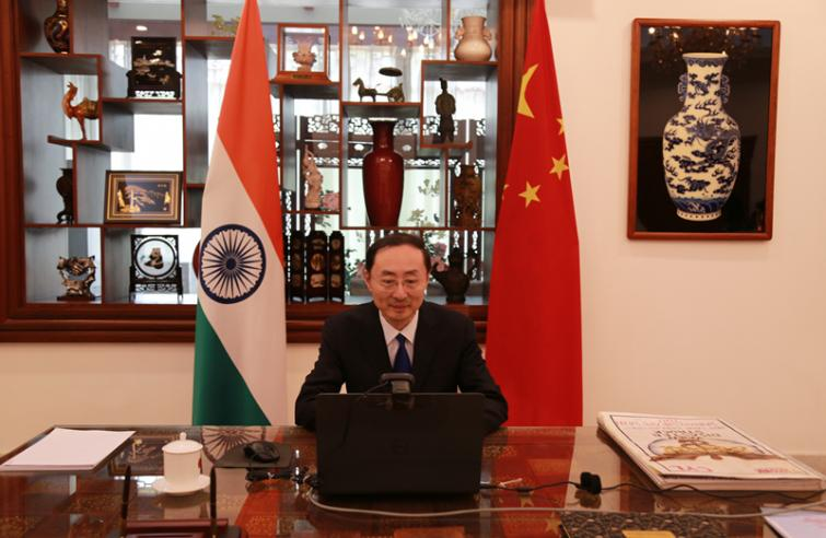 India and China should not let differences overshadow bilateral relationship: Envoy Sun Weidong
