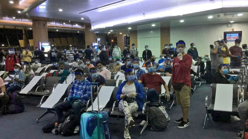 17.22 lakh Indians repatriated so far under Vande Bharat Mission: MEA