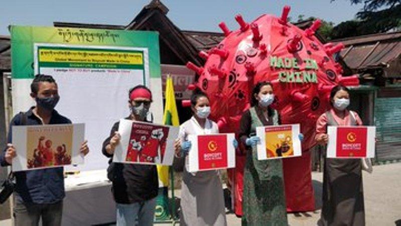 Tibetan representatives meet WHO, UN officials in Delhi, demand probe in COVID-19 virus origin