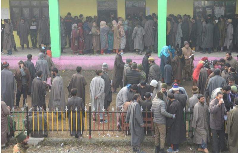 J&K DDC polls: 49% turnout in 2nd phase