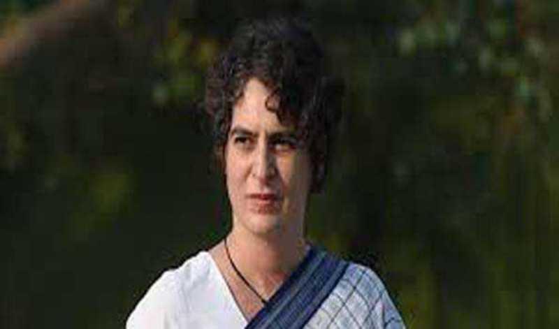 Yogi Adityanath Government doesn't have any blueprint for corona: Priyanka Gandhi Vadra