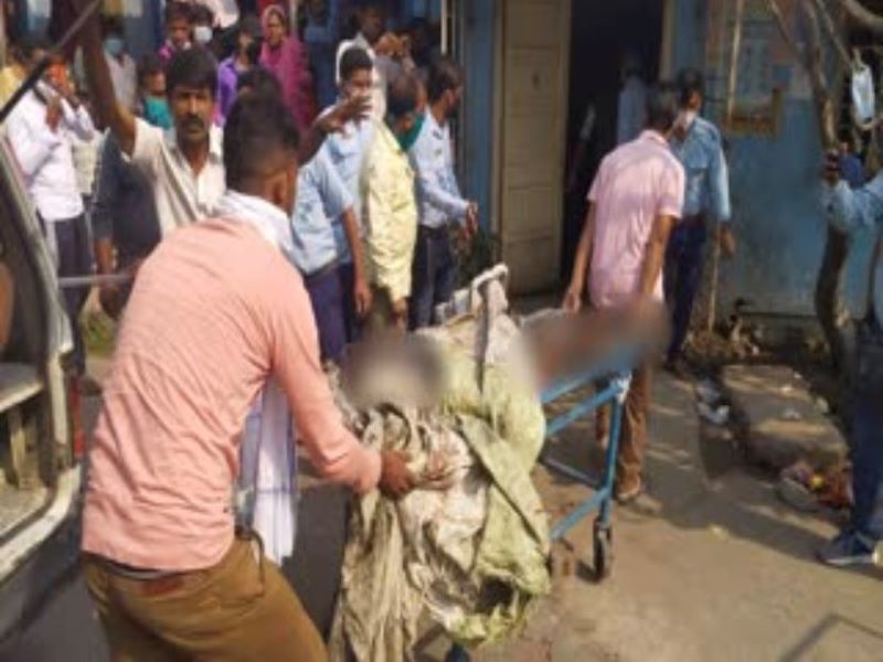 West Bengal: Forensic team again at explosion site at Malda plastic factory after previous clues hint something more serious