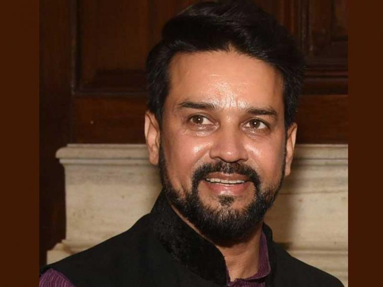 Delhi CEO seeks report over BJP leader Anurag Thakur's 'shoot the traitors' comment