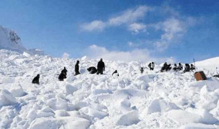 Kashmir: Rescue operation continues to recover student buried under avalanche