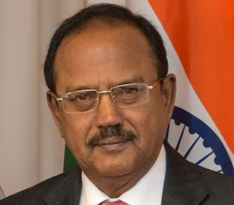 India's Ajit Doval holds security talks with Sri Lanka, Maldives defence ministers ahead of trilateral meet