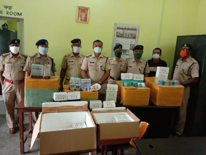 RPF seizes huge quantity of Chinese goods in West Bengal