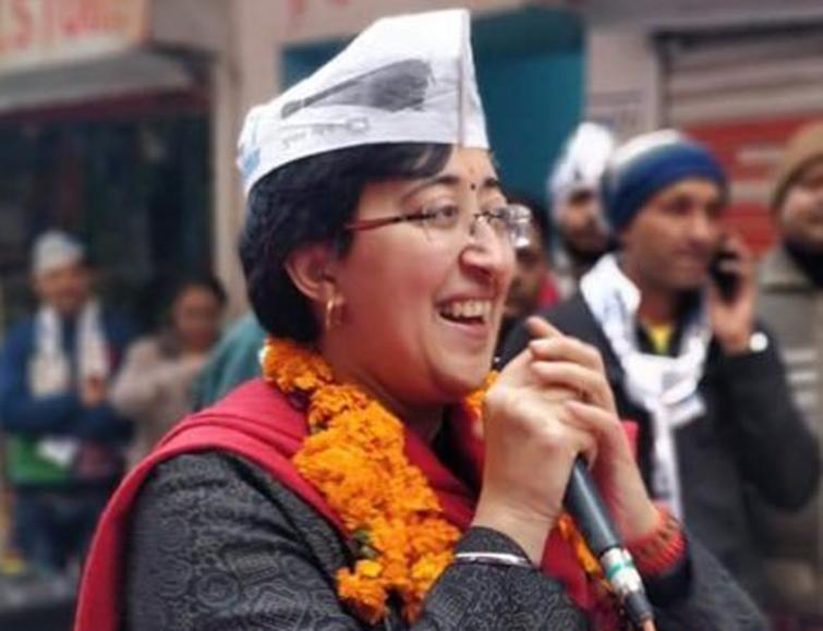AAP MLA Atishi who had tested Covid-19 positive to donate plasma today