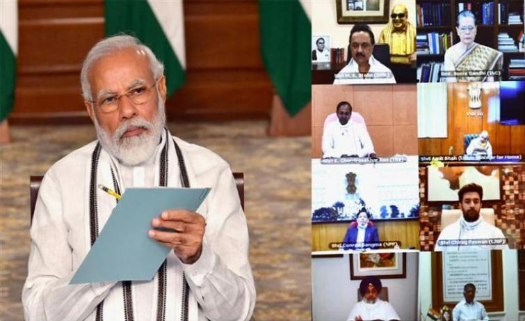 Defence Ministry 'no way' contradicts Modi's remarks on Galwan Valley clash at all-party meeting in June: Report