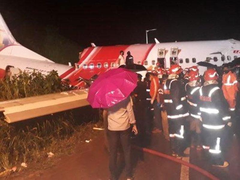 Black Box of crashed Air India Express flight IX-1344 found