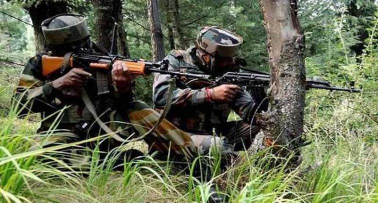 Two Pakistani terrorists killed in Poonch encounter in Kashmir, one arrested
