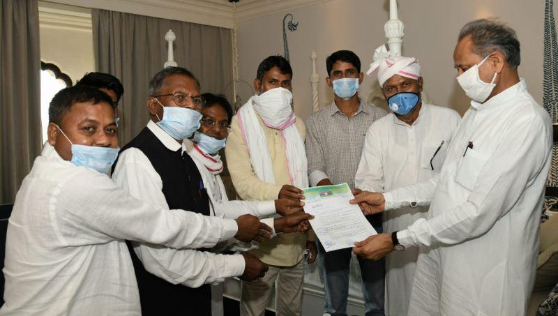 Rajasthan Congress crisis: Ashok Gehlot claims 2 Bharatiya Tribal Party MLAs' support